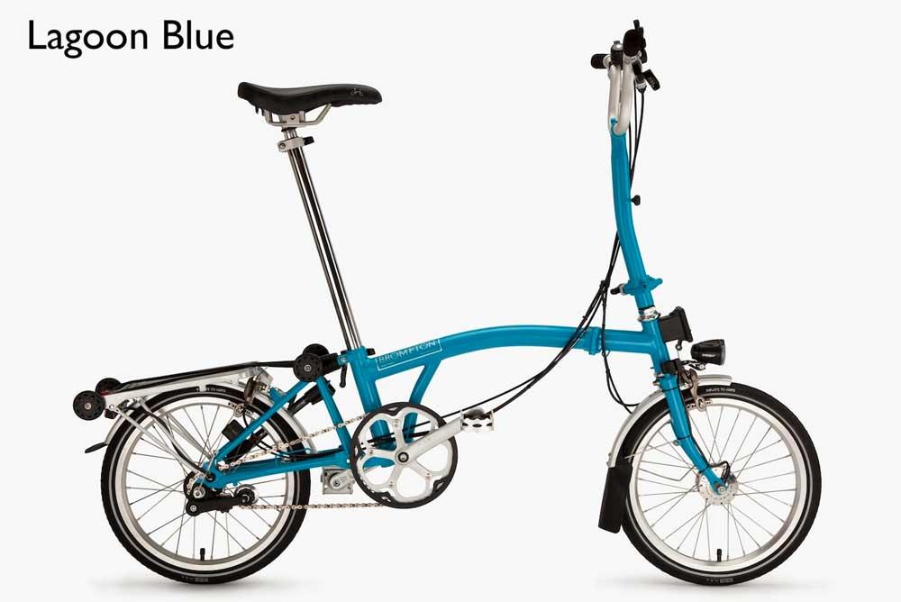 Brompton Bici Pieghevole.Brompton Bici Pieghevole Brompton