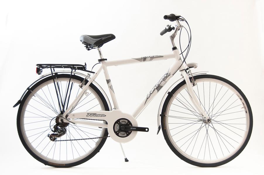 Trekkingcity Bike Bici Da Uomo City Bike 28 All 21v