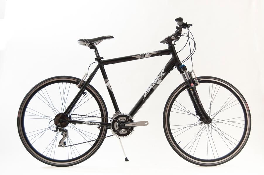 Trekkingcity Bike Bici Da Uomo City Bike 28 All 21v Acera Veloce